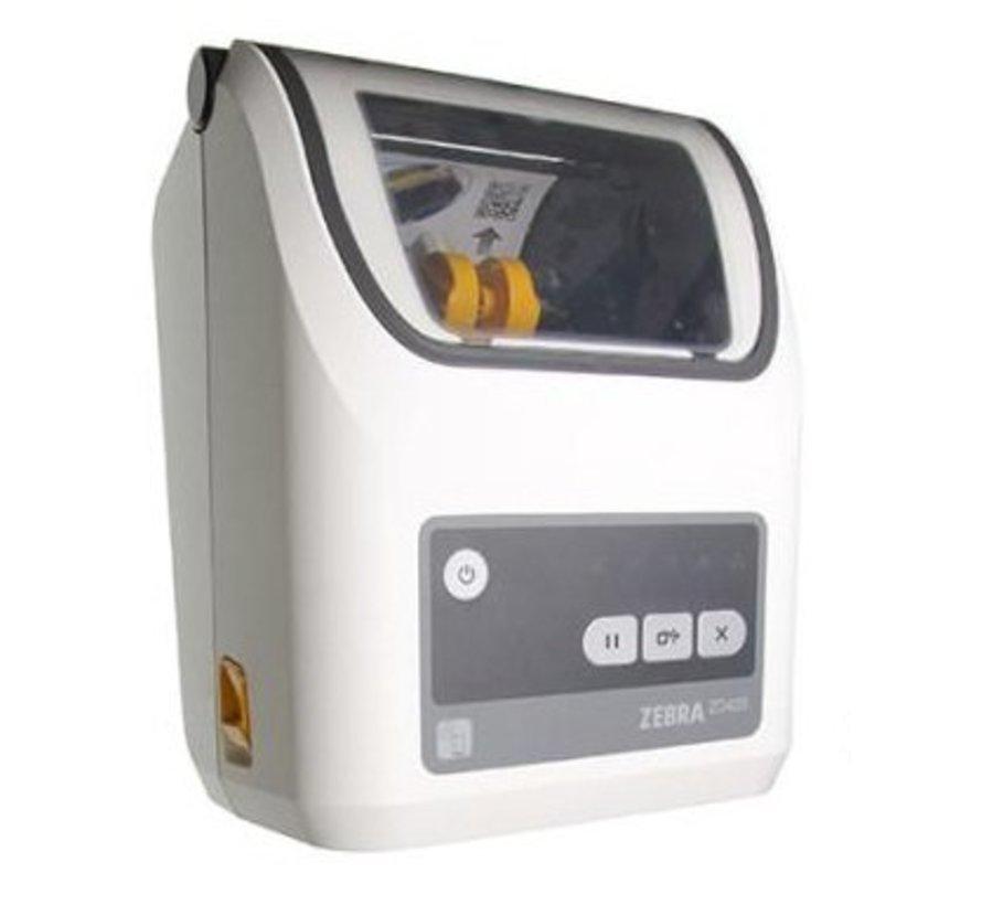 houder Zebra ZD420 met MultiMoveClip