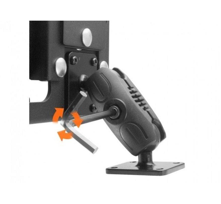 TabDock LockPro universele schroefvaste tablethouder met slot