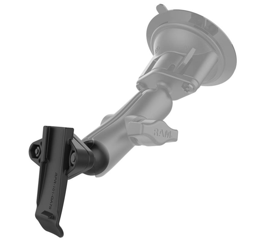 Spine clip houder voor Garmin met B-kogel GA76