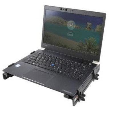 Brodit verstelbare stalen laptop & tablet houder