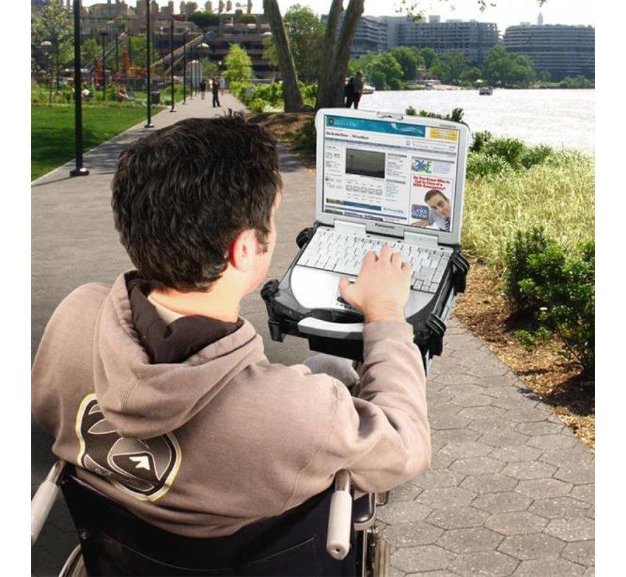 Laptop stangmontage rolstoel RAM-149-234-3U