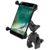 RAM Mount Tough-Claw X-grip large Smartphone stangset kort