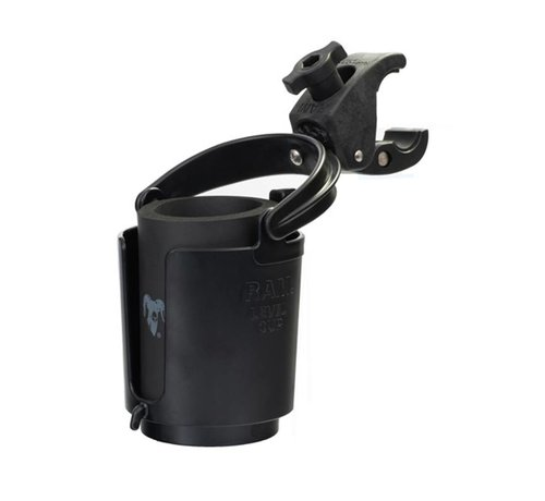 RAM Mount Tough-Claw™ Mount Zelfbalancerende Cup Holder