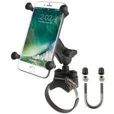 RAM Mount X-Grip iPhone 6/7/8 plus houder ATV Stangmontage
