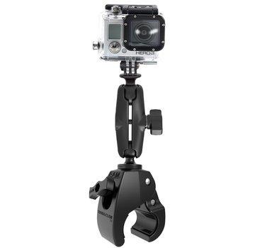 RAM Mount Tough-Claw Medium GoPro Hero stangmontageset