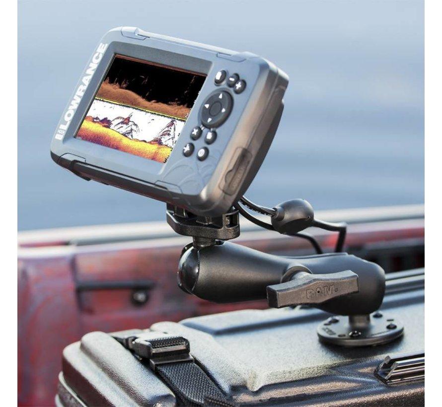 Montageset Lowrance Fishfinder Hook² Series C-Kogel