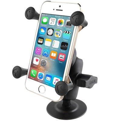 RAM Mount Zelfklevende X-Grip Smartphone mount -Kort