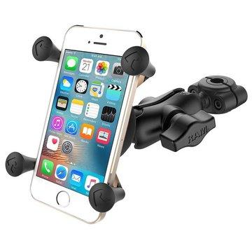 RAM Mount Torque™ smartphone motorspiegelset met X-Grip RAM-B-408-37-62-A-UN7U - Kort