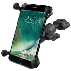 RAM Mount Torque™ large smartphone motorspiegelset met X-Grip RAM-B-408-37-62-A-UN10 - Kort