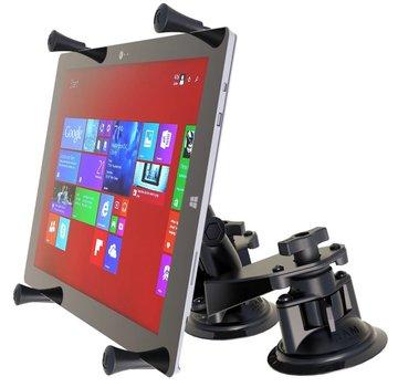 RAM Mount X-Grip 12 inch Tablet Houder Dual Articulating zuignap