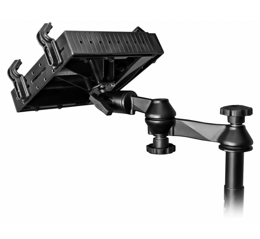 No-Drill™ Laptop Mount for '97-16 Ford F-250 - F750