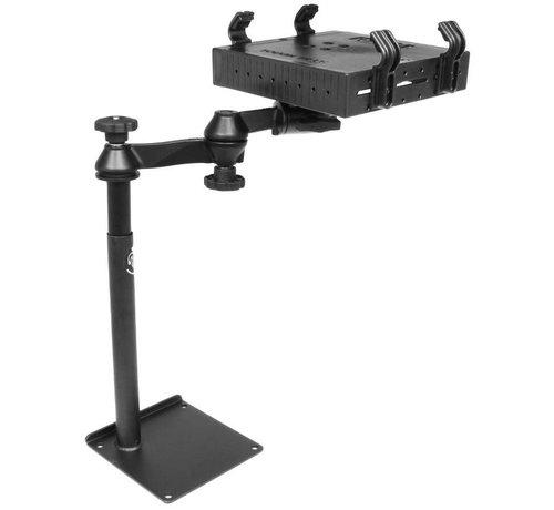 RAM Mount Universal Drill-Down Horizontal Laptop Mount
