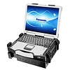 RAM Mount Toughtray laptop RAM-234-3 - Gebogen klemmen