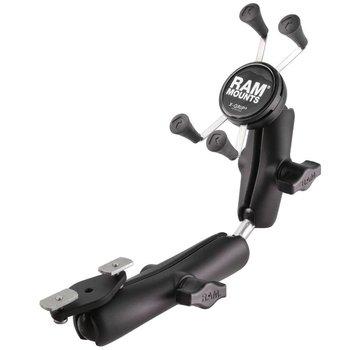 RAM Mount X-Grip Large smartphone set voor rolstoel armsteunrail