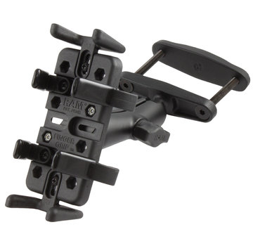 RAM Mount Square Post Clamp Mount  universele houder vingergrip