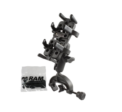 RAM Mount Composite Yoke Clamp  universele houder vingergrip RAP-B-121-UN4U