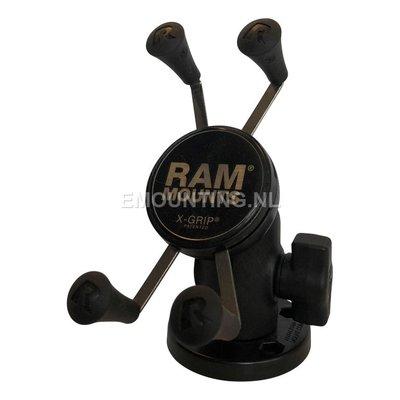 RAM Mount Composiet low profile schroefvaste X-Grip mount RAP-B-200-1-293-UN7U