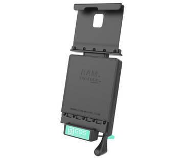RAM Mount Locking Vehicle dock Samsung Galaxy Tab S4 10.5
