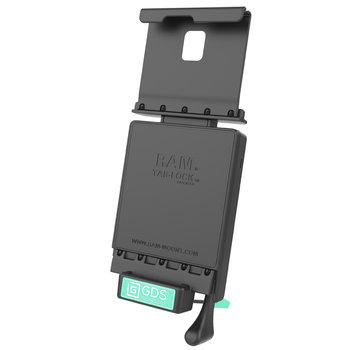 RAM Mount Locking Vehicle dock Samsung Galaxy Tab S4 10.5