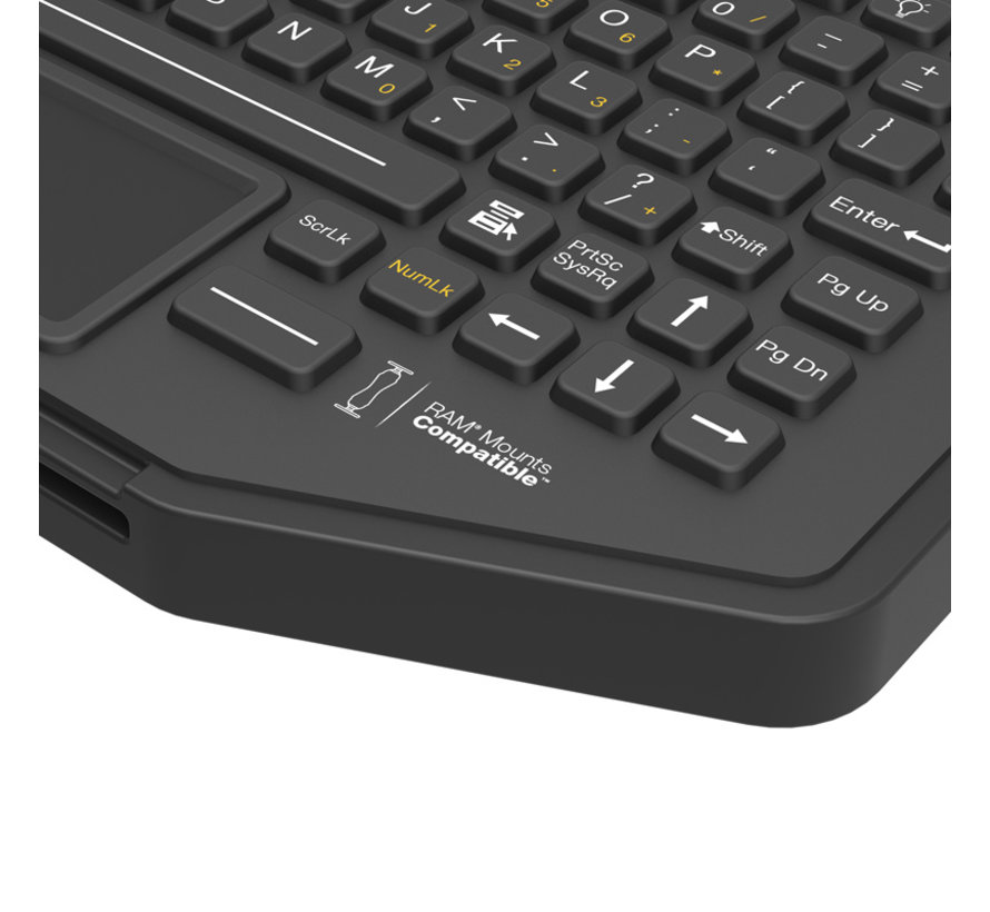 GDS® Key™ Rugged Keyboard with Track Pad