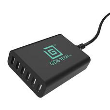 RAM Mount GDS® Intelligent 6-port USB Charger 5V/12A
