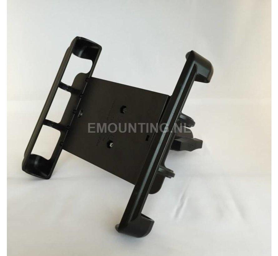 Heavy Duty Tablethouder set 10 inch universeel met/zonder case (TAB-LGU)