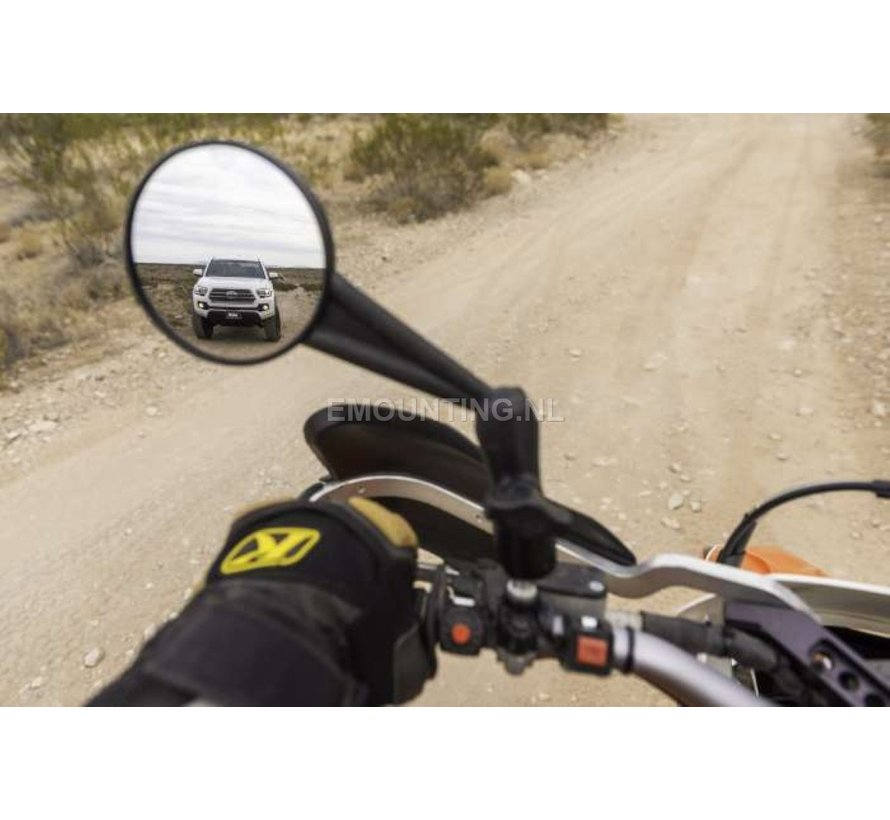 DoubleTake Mirror Enduro met RAM montageset