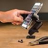 Arkon Roadvise universele smartphone houder schroefvaste montage