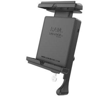 RAM Mount iPad Mini met hoes,  klemhouder met slot TABL12U