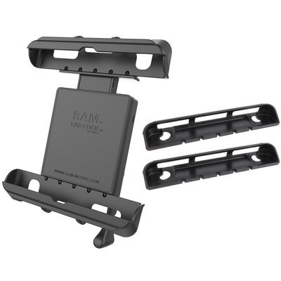 """RAM Mount Universal LARGE Tab-Lock™ Holder for 10"""" Screen Tablets"""