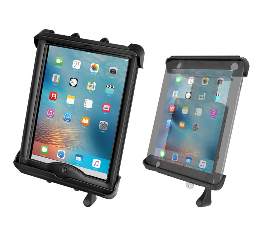 "Universal LARGE Tab-Lock™ Holder for 10"" Screen Tablets"
