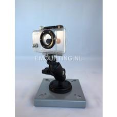 RAM Mount GoPro camera magneet set