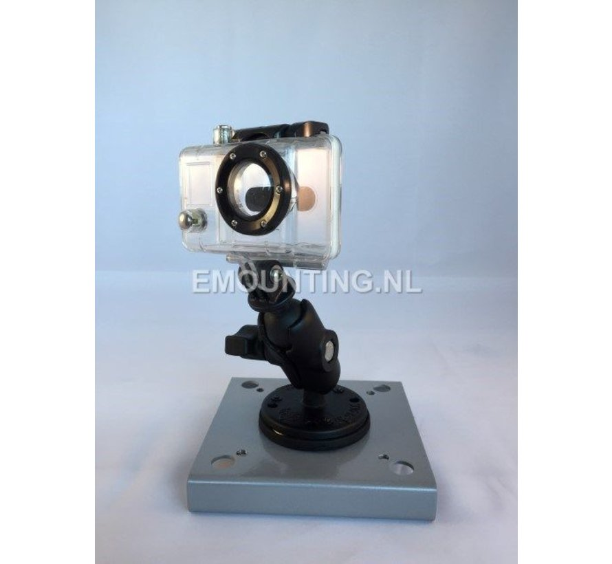 GoPro camera magneet bevestiging set