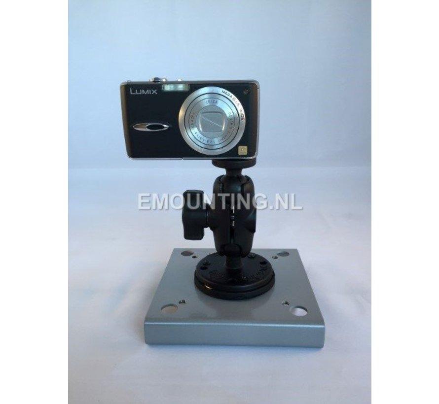 Camera magneet bevestiging