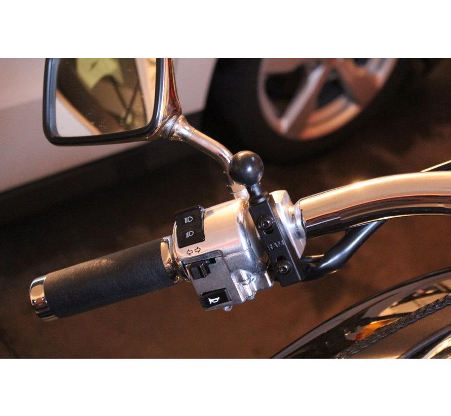 Combination Base Brake/Clutch  Motor - B-kogel Garmin RAM-B-174U-A-347