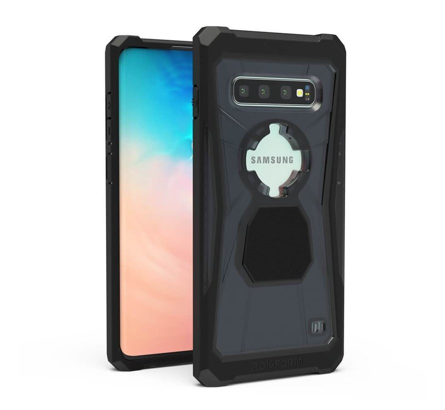 Rugged Case Galaxy S10+ Black