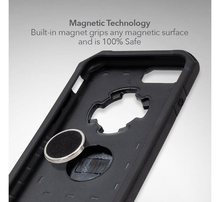 Rugged Case iPhone 8/7/6/6s Black