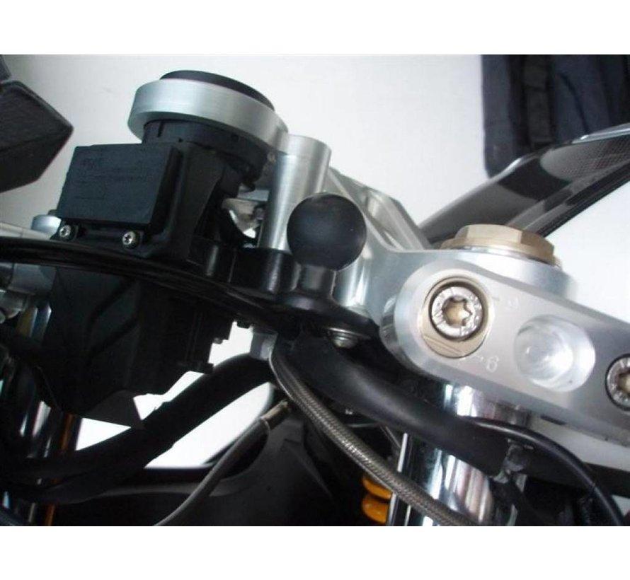 Haakse spiegel montage steun RAM-B-252