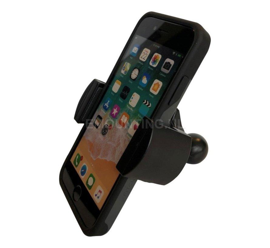 Roadvise universele smartphone houder zuignapset