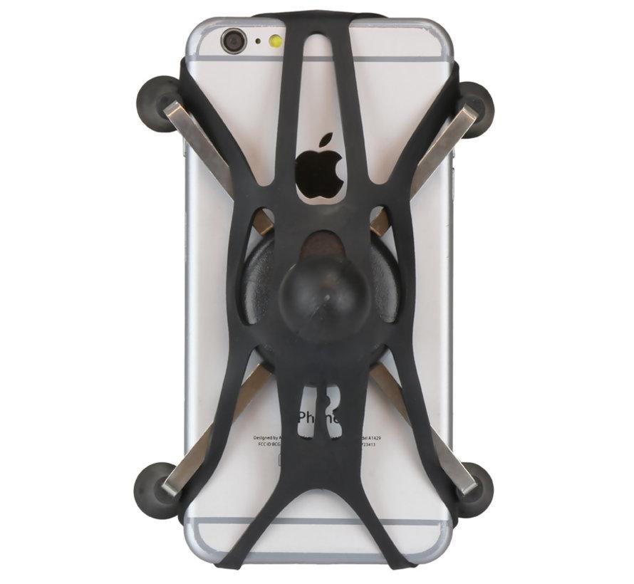 X-Grip smartphone houder large  schroefvast RAM-B-138-UN10