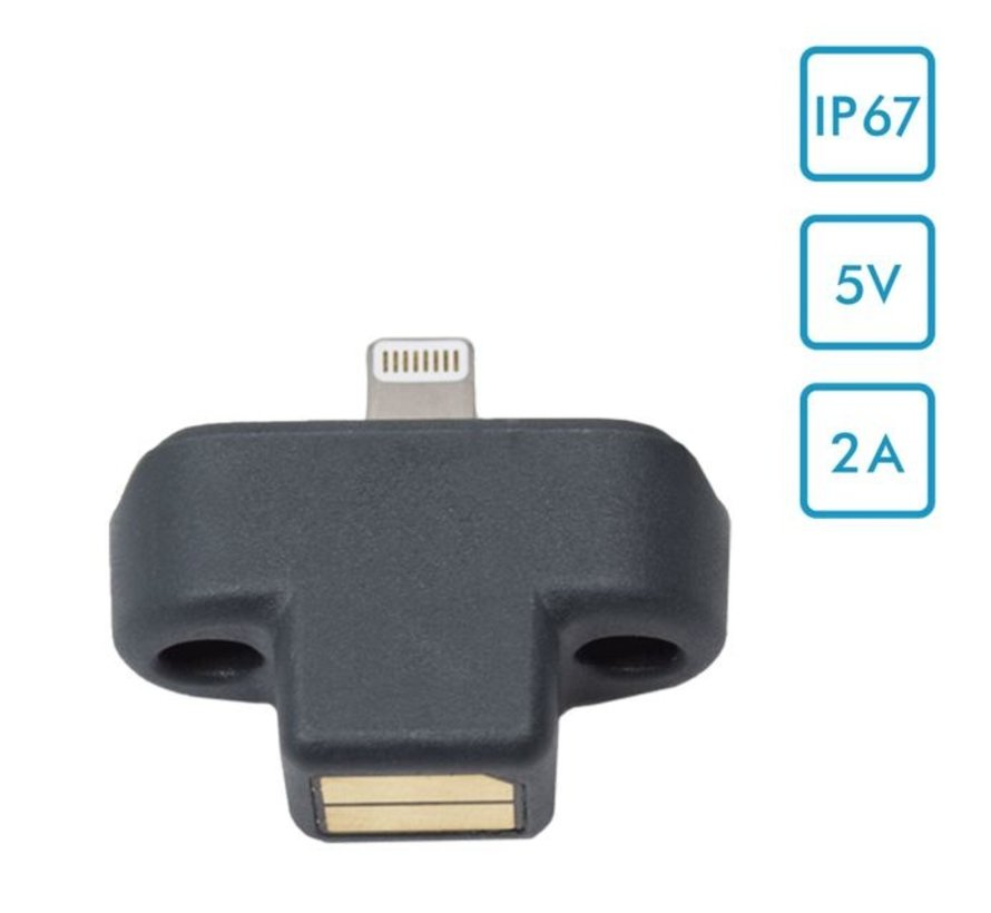 aiShell™ Car-Cradle Connector
