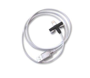 aiShell spatwaterdichte IP 64 lightning kabel 2 meter