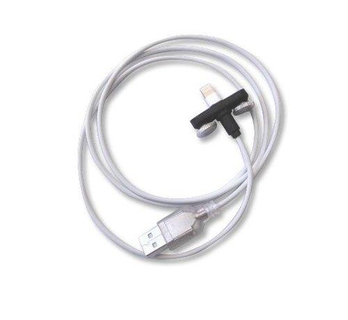 aiShell spatwaterdichte IP 64 lightning kabel 1 meter