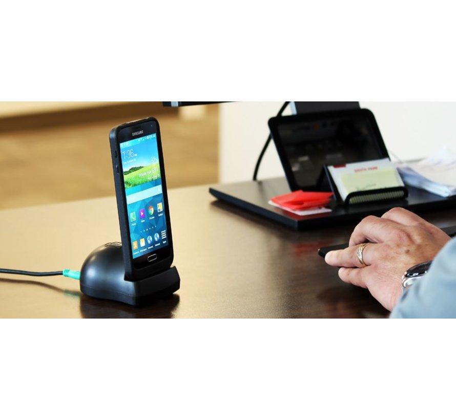GDS® Desktop Dock met  USB Type-C voor IntelliSkin® Products