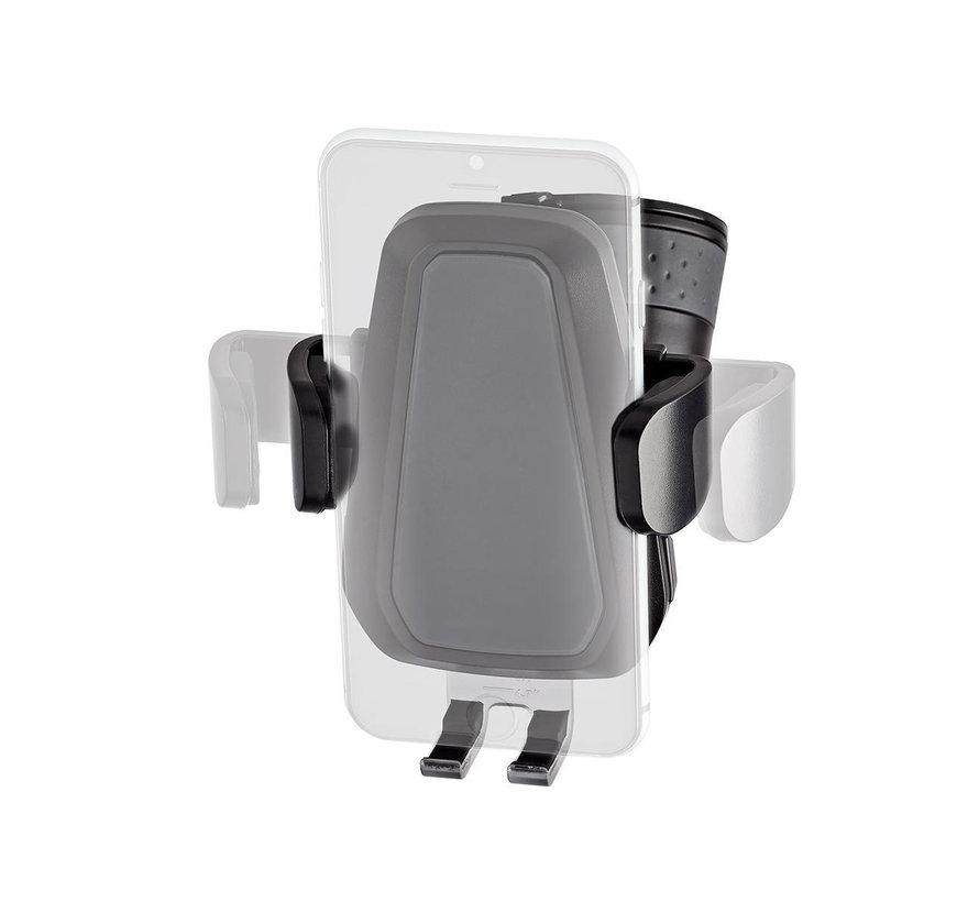 Draadloze Qi Autolader met Automatische Sluitfunctie