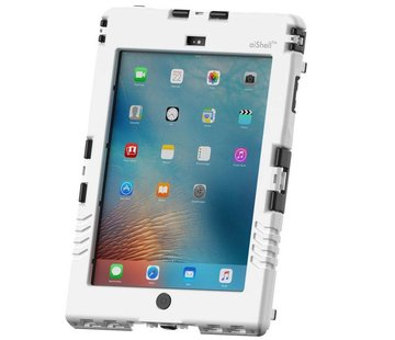 aiShell heavy duty case iPad Mini 4/5 - Wit
