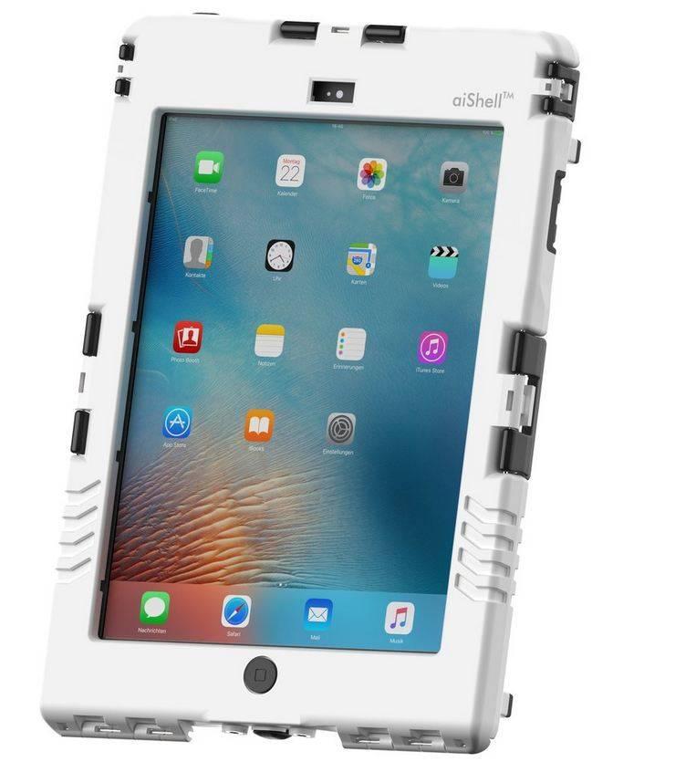 aiShell heavy duty iPad MINI 4 case - Wit