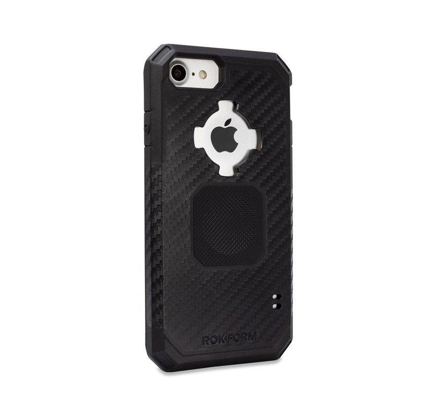 Rugged Case iPhone 8/7/6 PLUS Black