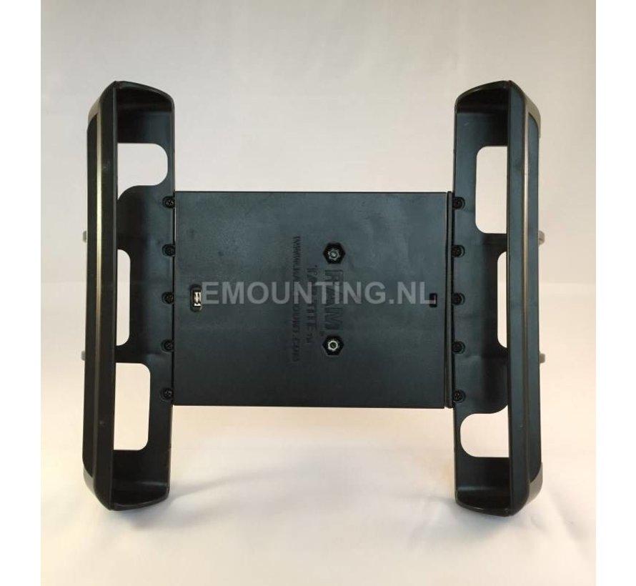 Heavy Duty Tablethouder set Samsung 10 inch met case (TAB20)