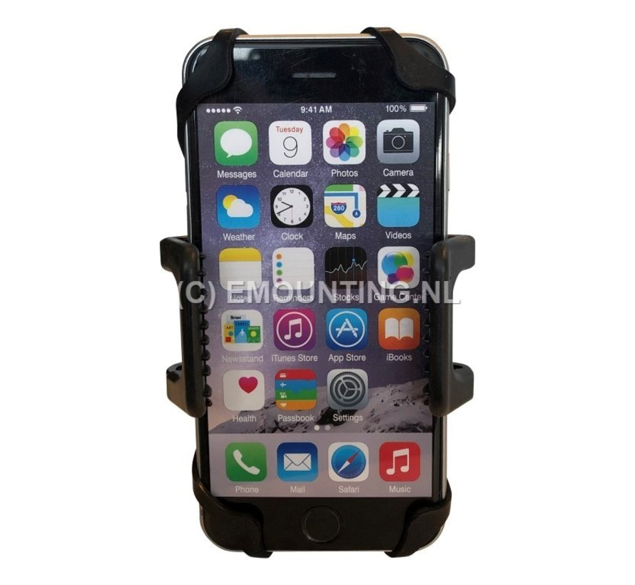 M-USE Fietsmount voor Smartphone